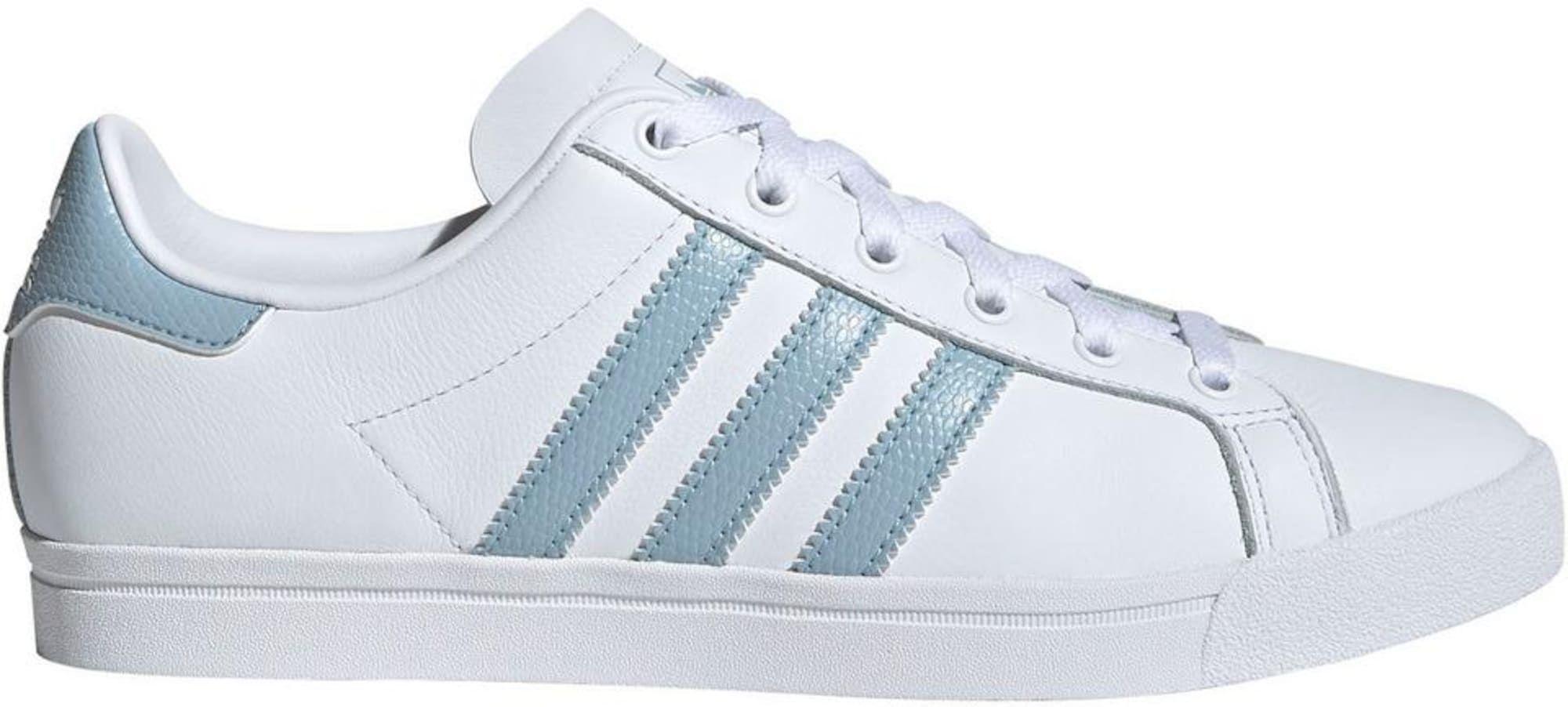 ADIDAS ORIGINALS Sneaker 'Coast Star W' Damen, Hellblau