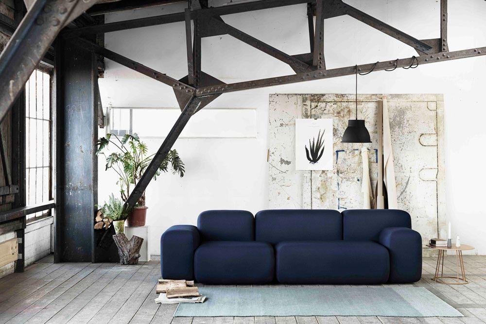 Contemporary Nordic design. Credits: Muuto.