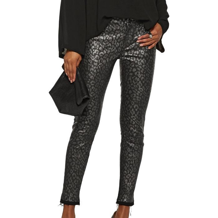 ea7184bc8271 I Didn't Know I Needed Leopard-Print Jeans Until This Week Happened ...