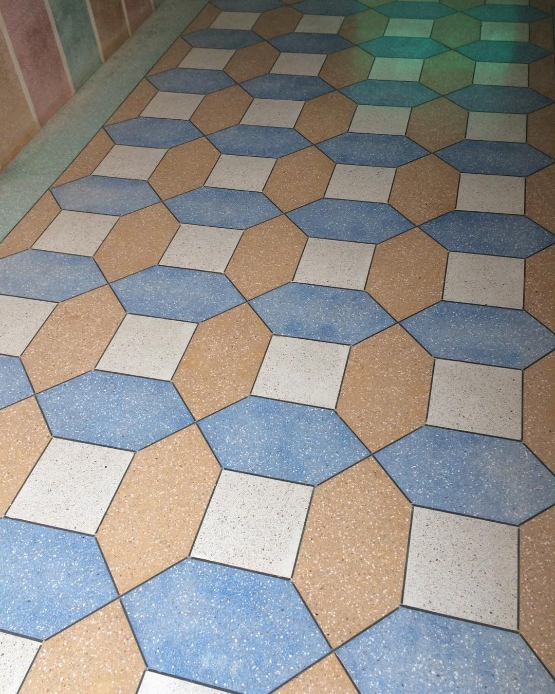 Terrazzo Mosaic Flooring In 2019