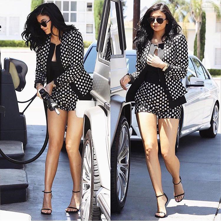 Kylie Jenner outfit perfect | Fashion