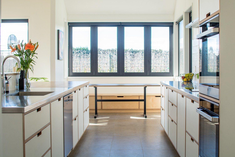 Hoddys orchard plywood kitchen kitchen kitchen