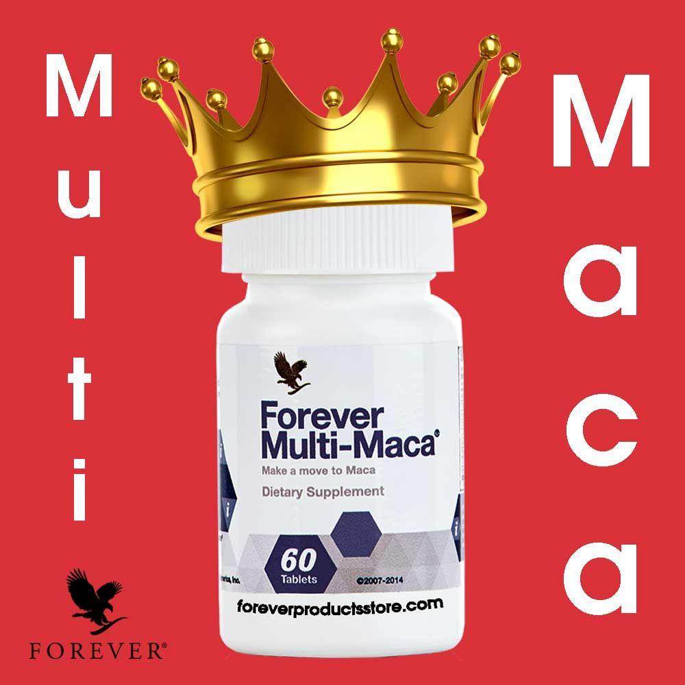 ملتي ماكا Multi Maca متجر منتجات فوريفر Multi Maca Maca Forever Living Products