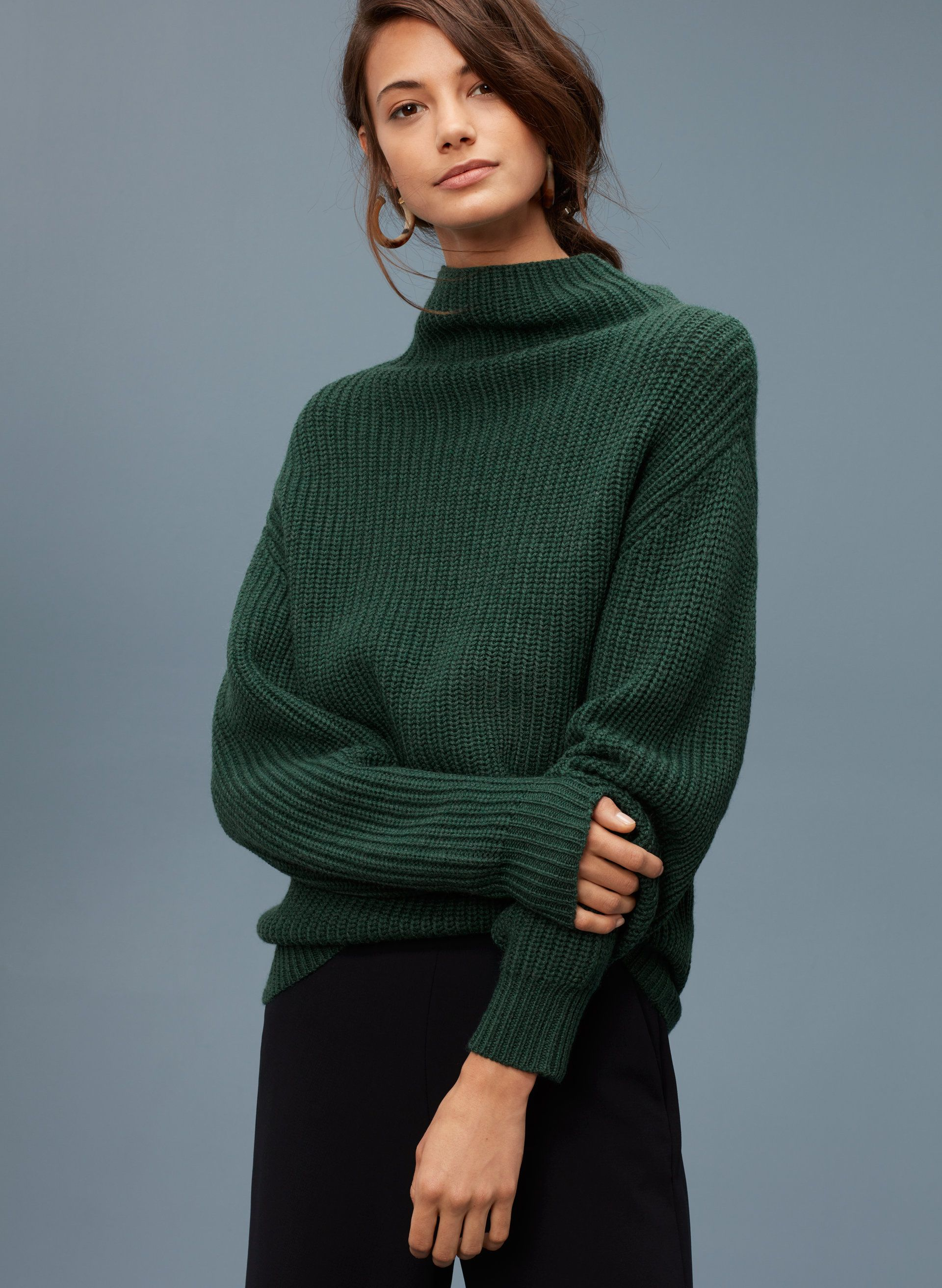 e2dc7d95 Wilfred MONTPELLIER SWEATER | Aritzia | Outfits in 2019 | Fashion ...
