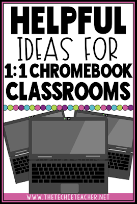 Helpful Ideas For 11 Chromebook Classrooms First Grade