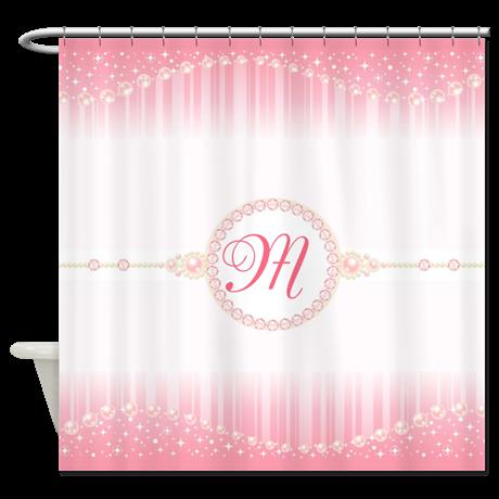 Pink Bling Princess Shower Curtain On Cafepress Com Princess
