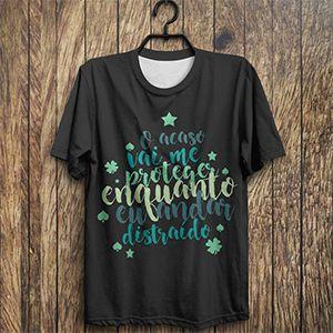 Camiseta Epitáfio II