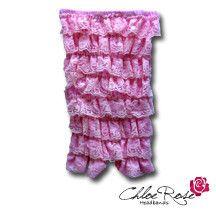 Light Pink Strapless Romper | Chloe Rose Headbands