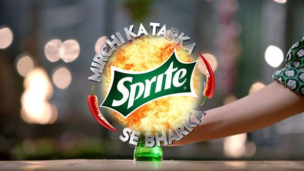 Sprite Mirchi ka Tadka on Behance