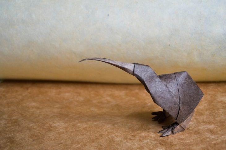 Мокрое оригами. Магия воды и бумаги | Искусство оригами ...