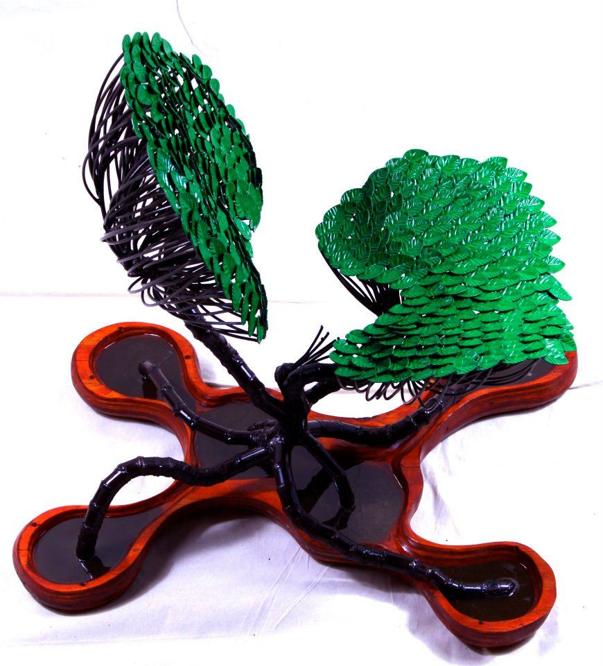 Benefik #recycle #recycle Art #art #design #mangrove #nature #chair Photo Gallery