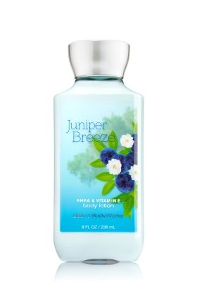 Signature Collection Juniper Breeze Body Lotion Body Lotion