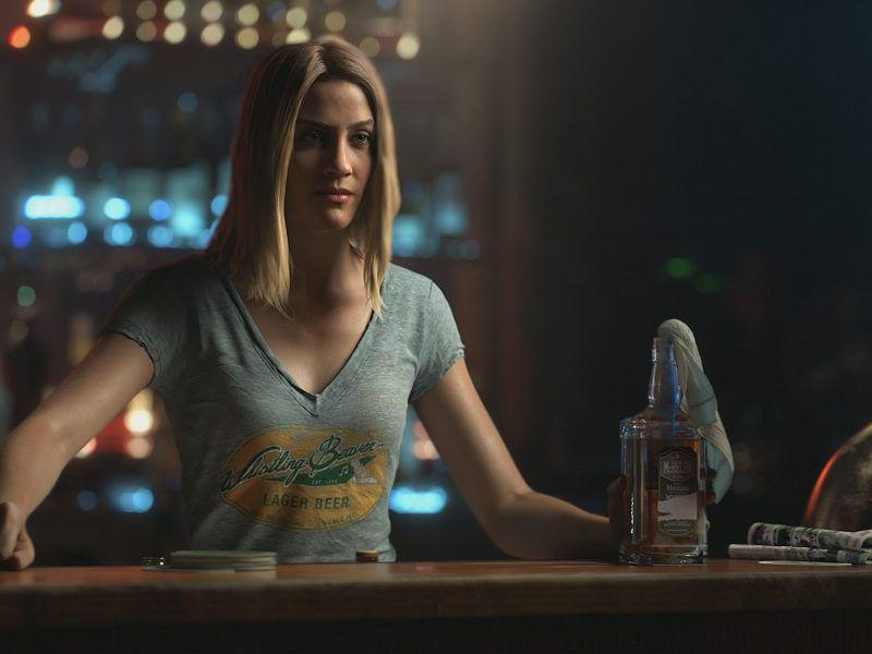 Far Cry 5 Game Female Mary May Fairgrave Girl Beautiful Hd