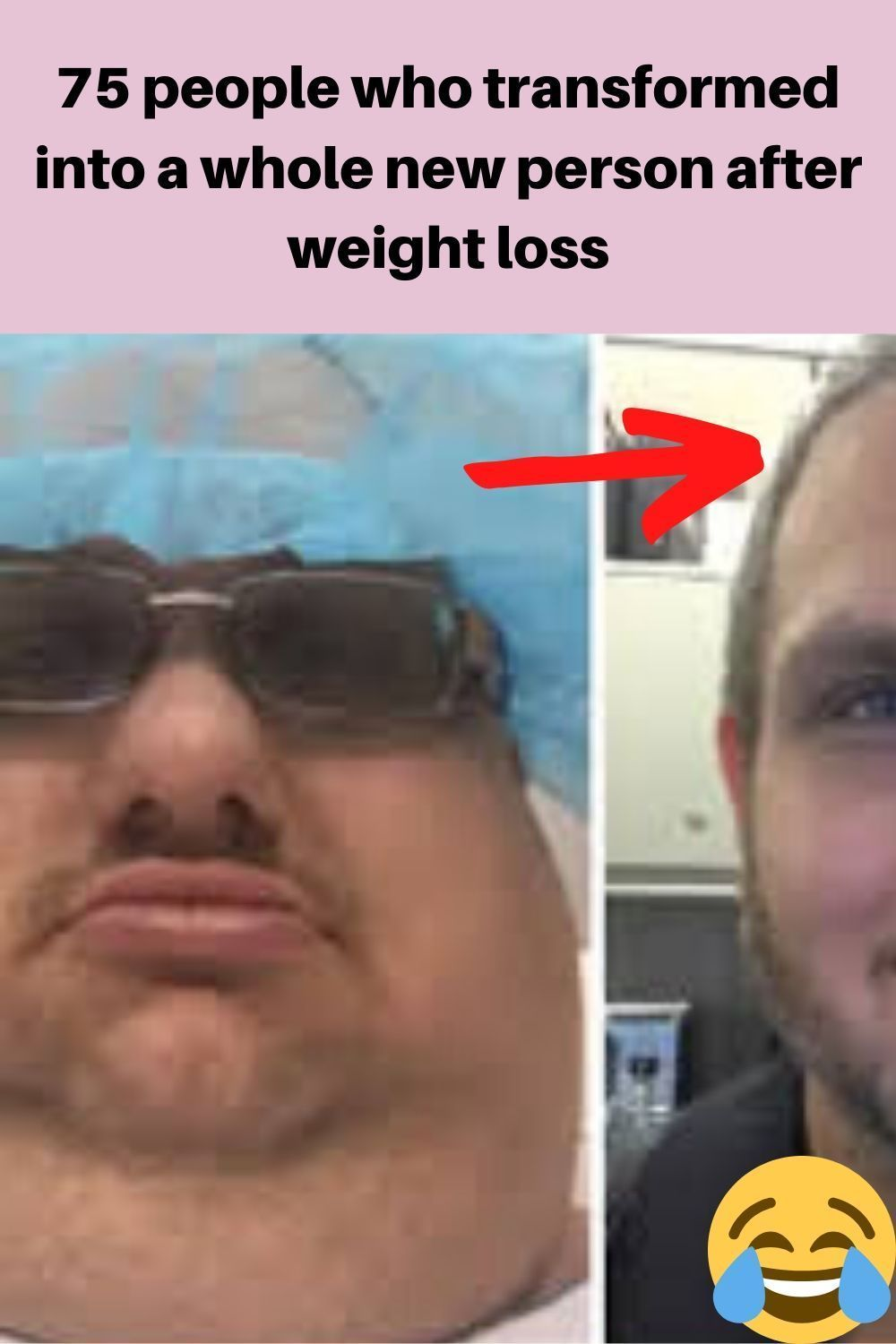 75 people who surprised everyone by losing so much weight they transformed into a