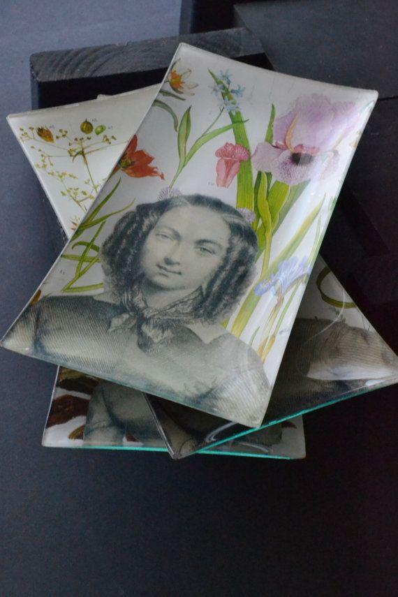 insitu decorative arts decoupage trays