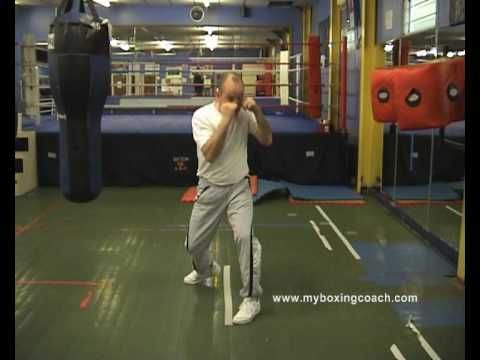 Boxing Techniques Bobbing And Weaving Inside And Outside Slips With Rolls And Counter Punches With Th Boxing Techniques Shadow Boxing Workout Boxer Workout