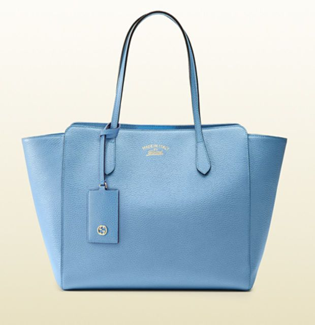 8d31ed0d5a8 gucci swing medium leather tote 354397CAO0G4503