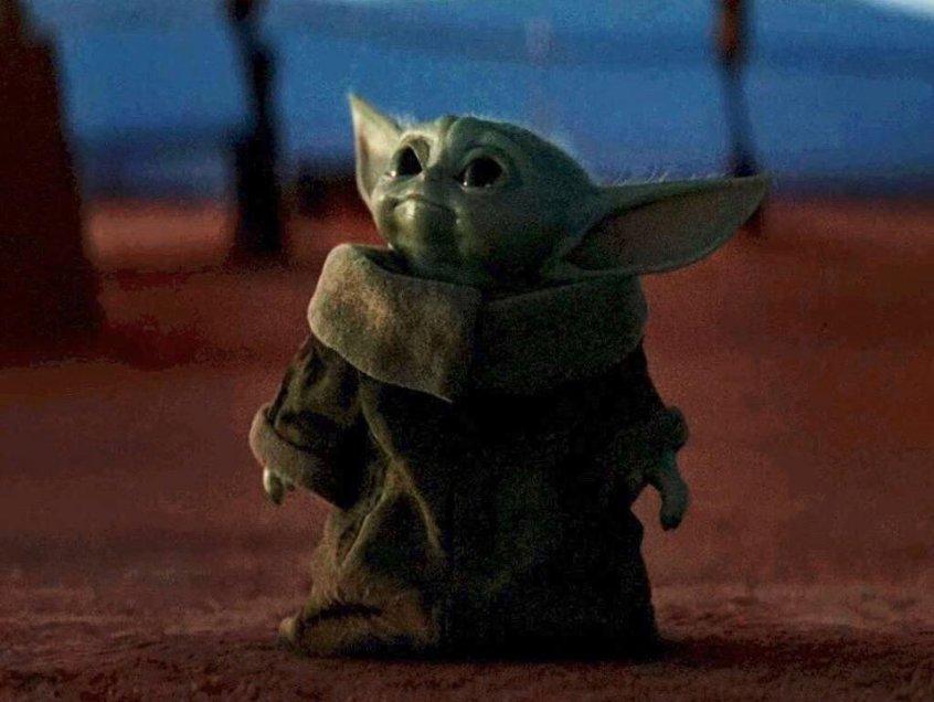 Pin En The Baby Yoda Show Feat The Mandalorian