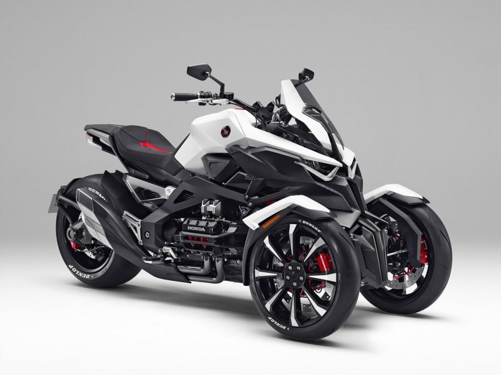Honda Presentara 12 Nuevos Prototipos En Tokyo Con Imagenes Motos De Tres Ruedas Motos Honda Carros Y Motos