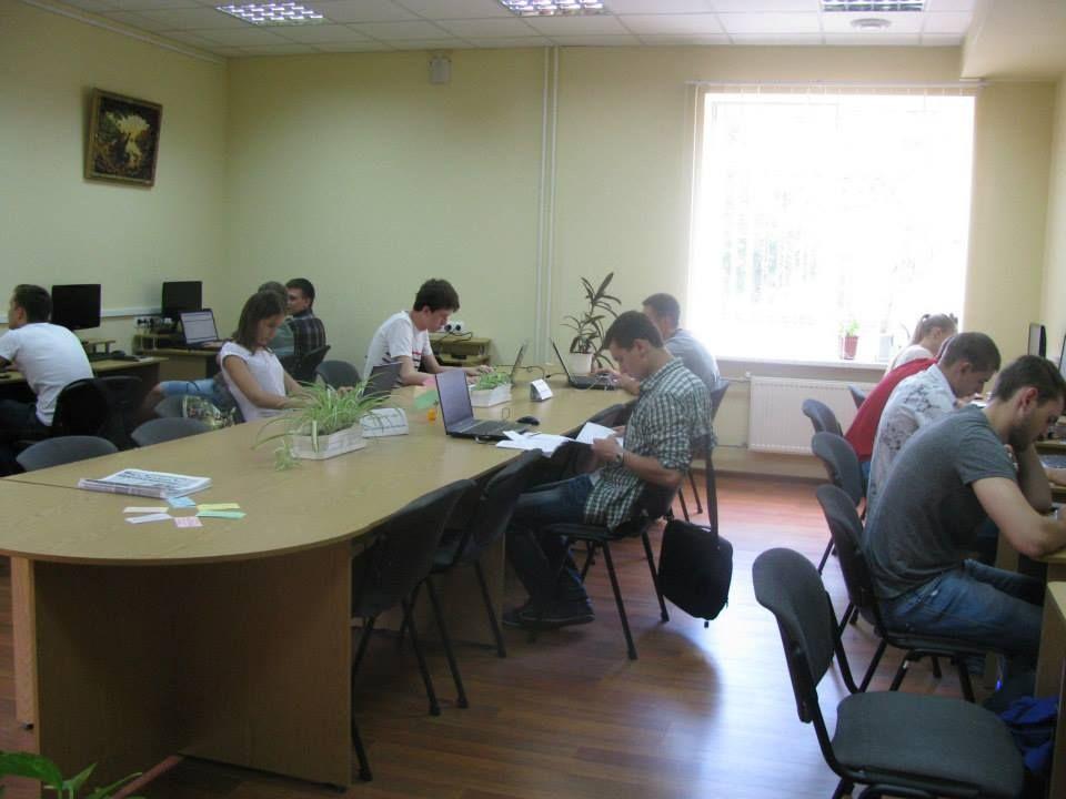 Читальна зала електронних ресурсів