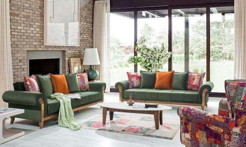 yaratici dekorasyon fikirleriyle evinizi renklendirecek ravena koltuk takimi tarz mobilya da sizleri mobilya oturma odasi tasarimlari oturma odasi fikirleri