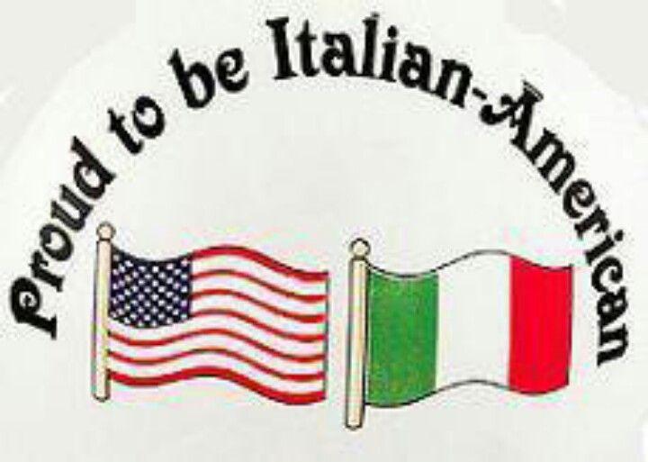 Proud To Be Italian American Italian Art Italian American