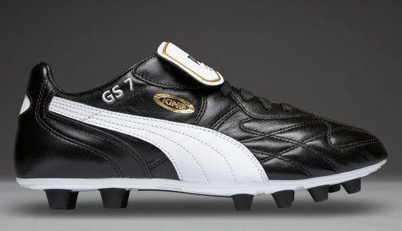 Puma King Top di FG - Black White Gold  8be270d7fab7