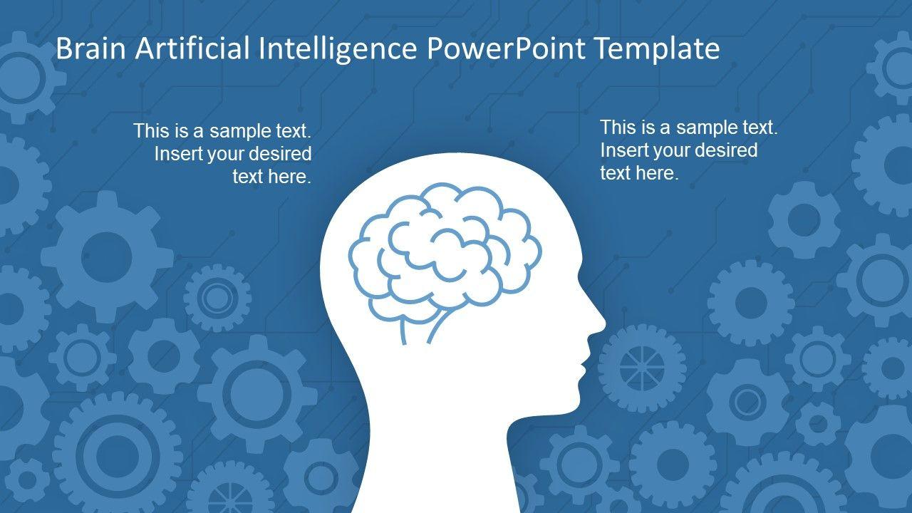 Brain Artificial Intelligence Powerpoint Template Slidemodel