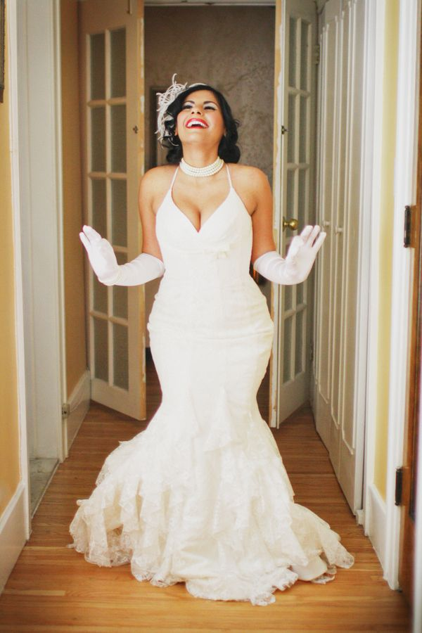 Vintage bride samantha clarke photography bridal for Wedding dresses for short and curvy