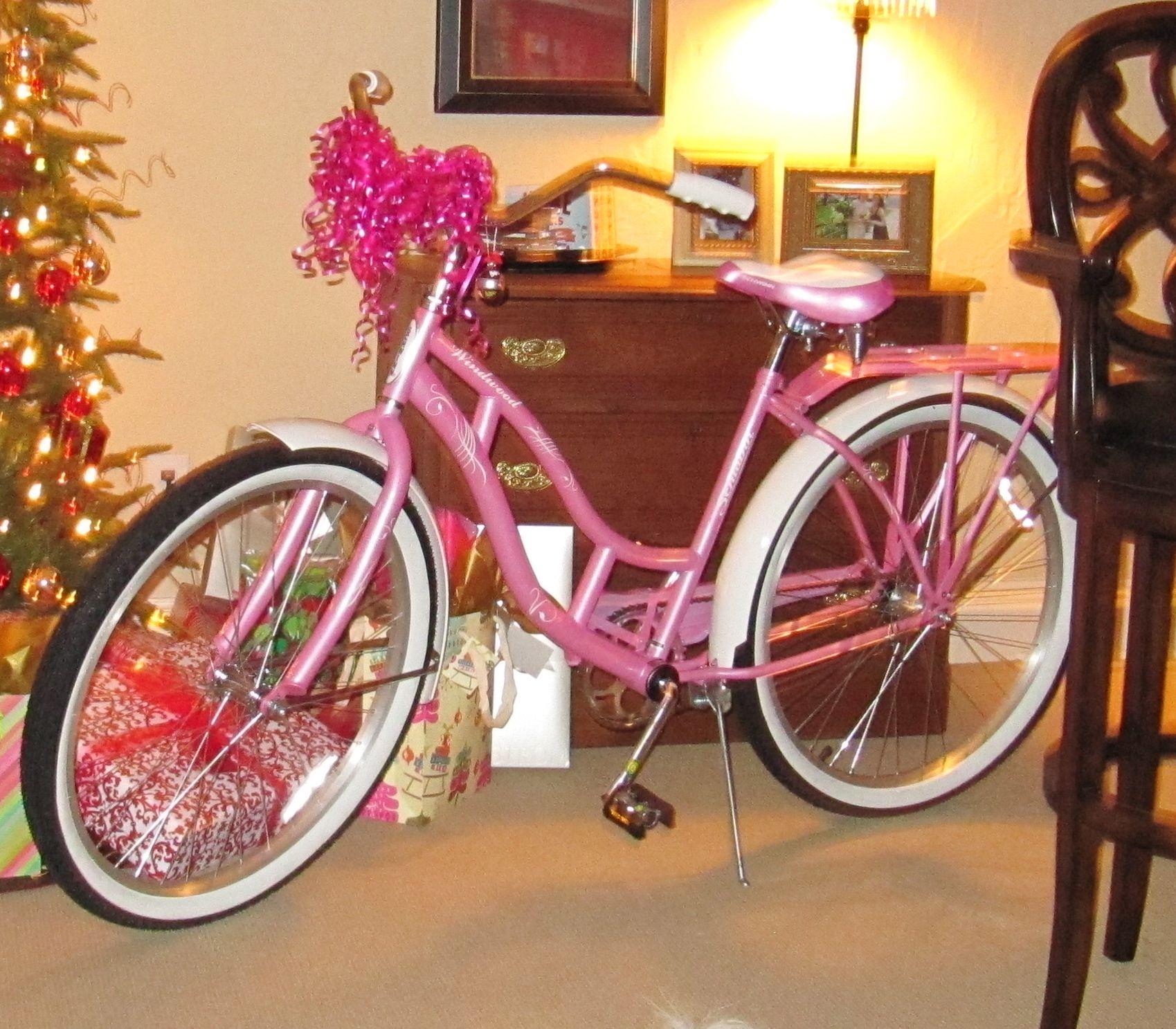 Vintage Pink Schwinn Bike I Was So Excited Schwinn Bike Schwinn Vintage Bike