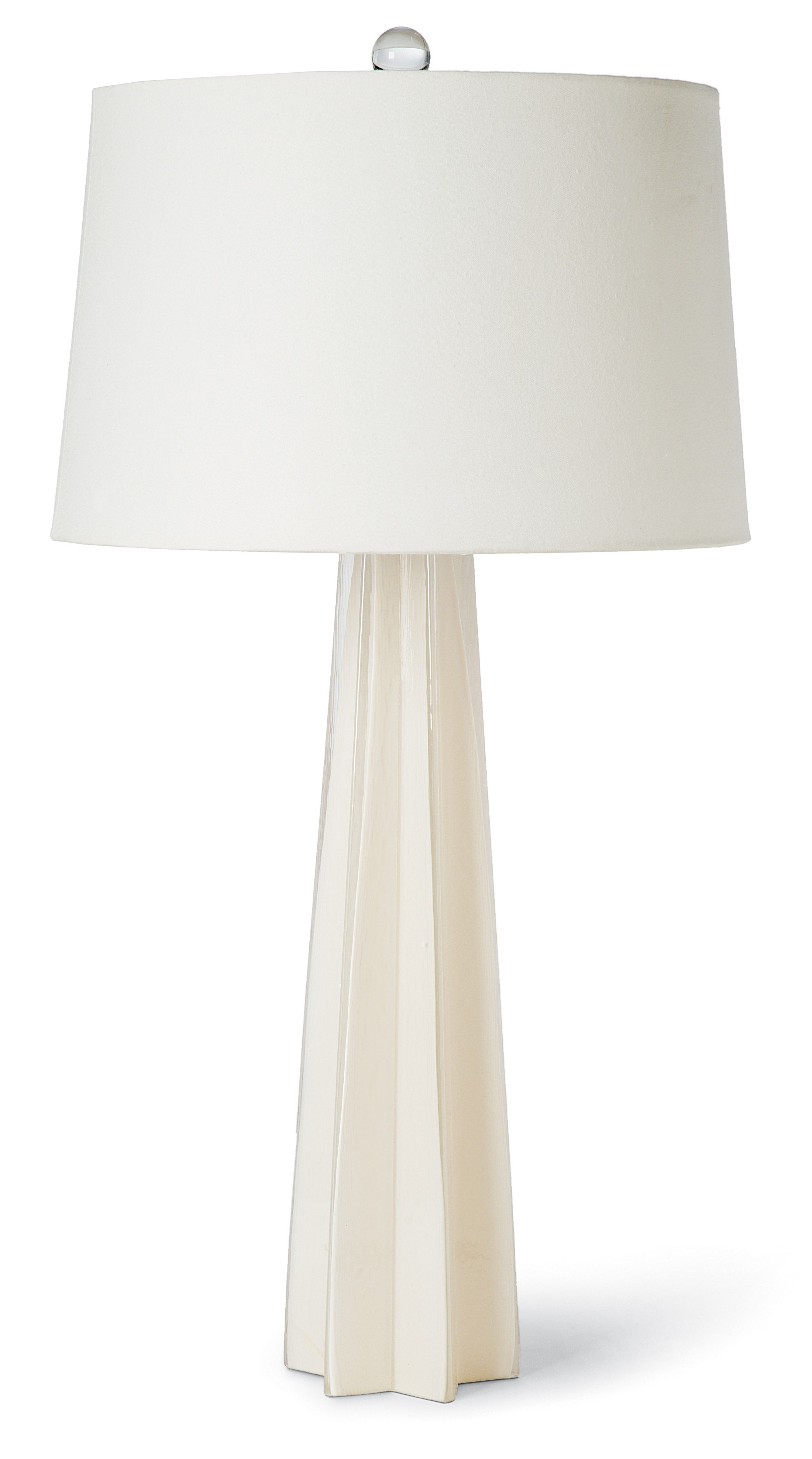 Klara Table Lamp  Lamps living room, Contemporary table lamps