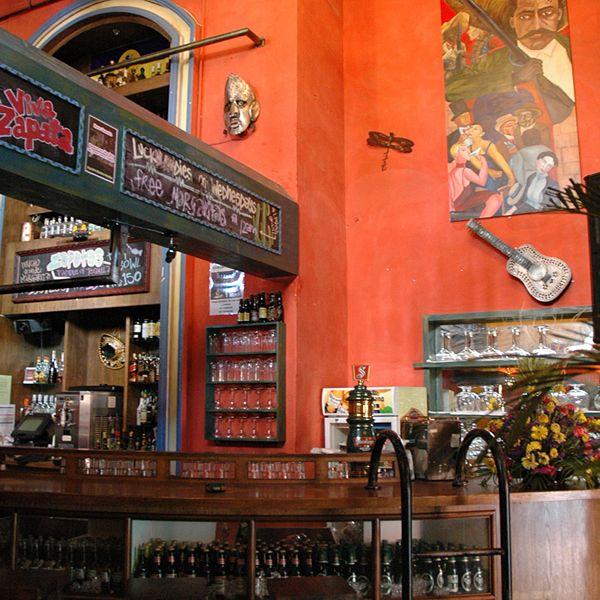 Zapata s mexican themed restaurant and bar shanghai