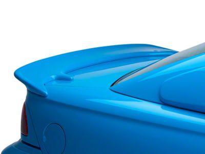 Speedform Mustang Saleen S281 Style Rear Spoiler Unpainted 94013 94 98 All Mustang Mustang Gt Spoiler