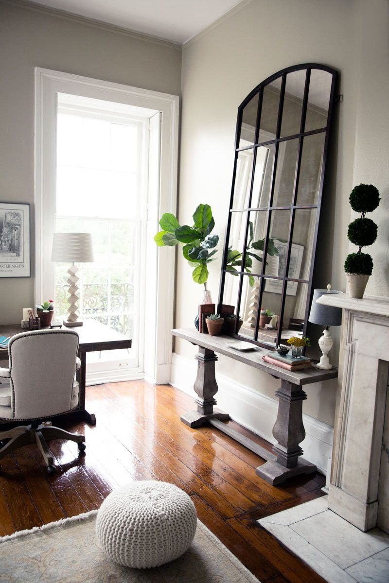A Neutral New Orleans Apartment with Eclectic Style | Interior ...