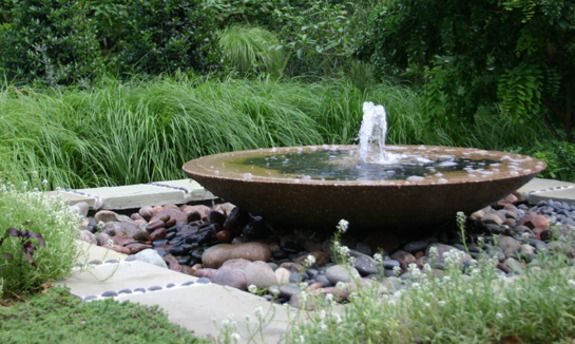 Dallas Landscape Architects David Rolston Landscape Architects Water Features In The Garden Fountains Outdoor Outdoor Water Features