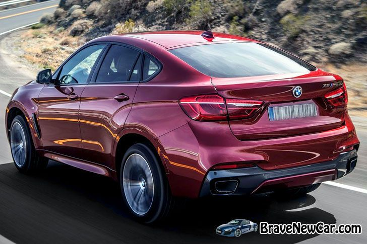 2015 Bmw X6 Release Date Changes And Photos Bmw X6 Bmw Upcoming Cars