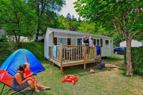 Mobil-home Pacifique Sup Nos locations Pinterest - camping dordogne etoiles avec piscine