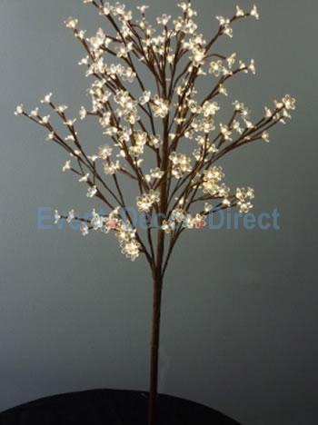 Blooming Crystal Led Lighted Tree Warm White Tree Lamp Led Tree Tree Lighting
