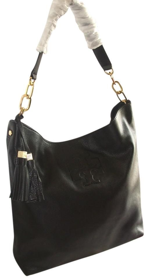 b81cf0756598 Tory Burch Thea Hobo Bag. Hobo bags are hot this season! The Tory Burch  Thea Hobo Bag is a top 10 member favorite on Tradesy. Get yours before  they re sold ...
