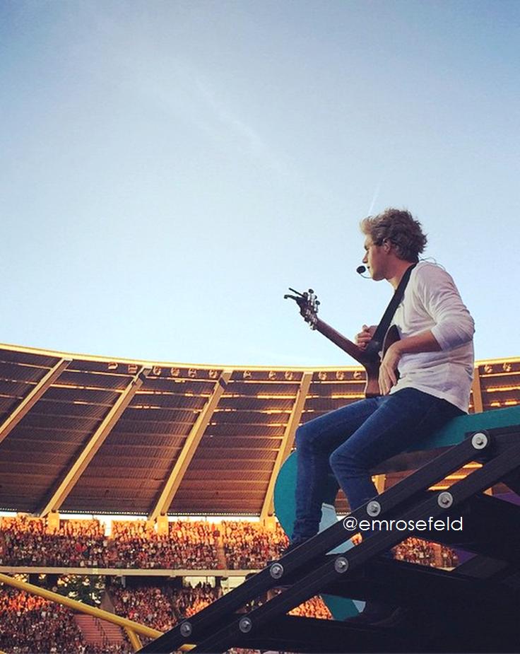 Niall Horan | 6.13.15 | @emrosefeld |