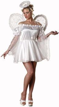 heavenly body angel costume #christmas