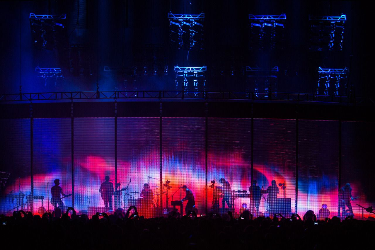 Nine Inch Nails live: Tension 2013. On tour now. Photos by Rob ...