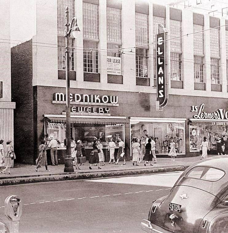 1947 Memphis 5 S. Main Memphis, Memphis city, Downtown