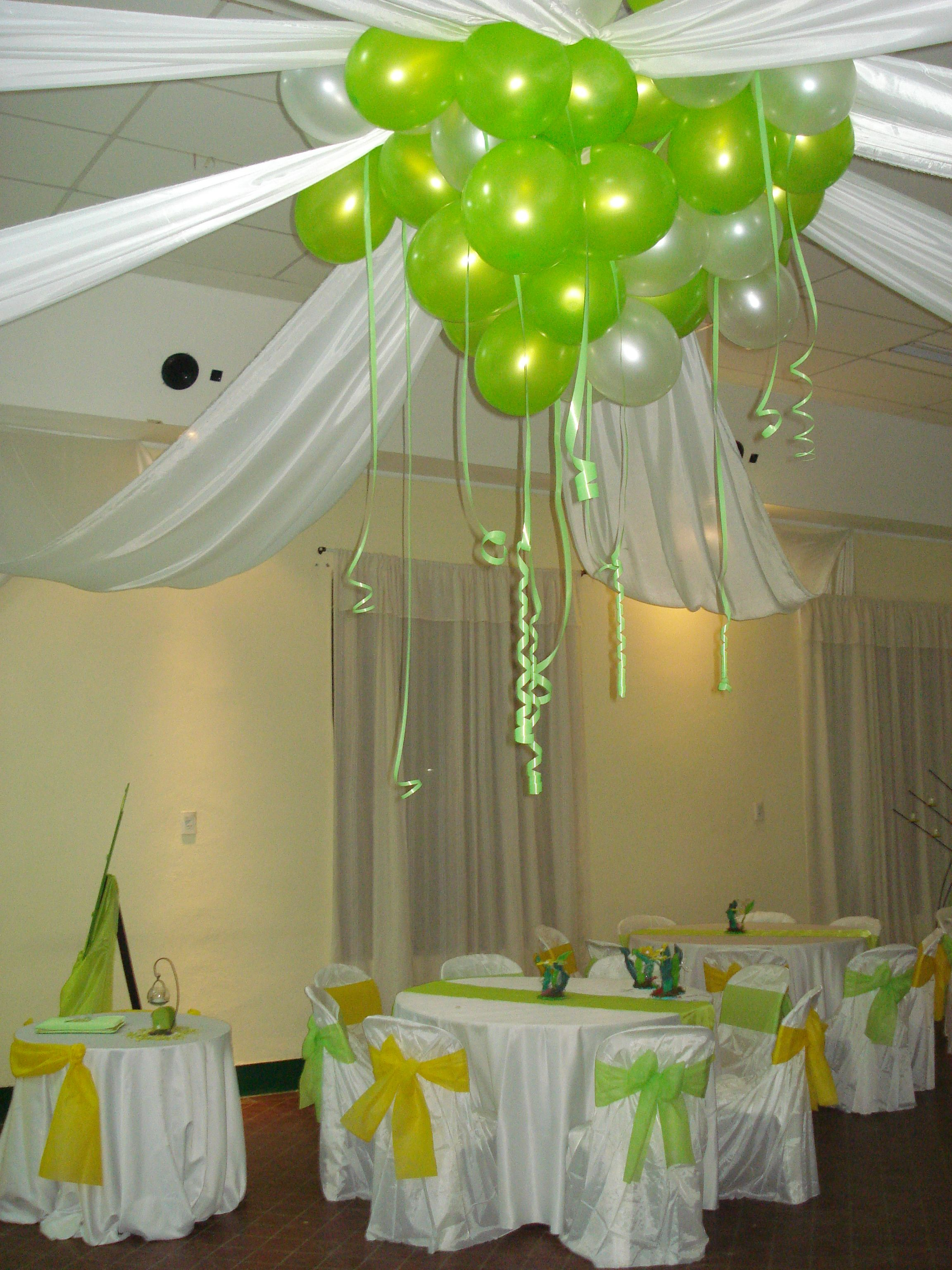 Decoracion y ornamentacion de fiestas buscar con google for Pinterest decoracion salones