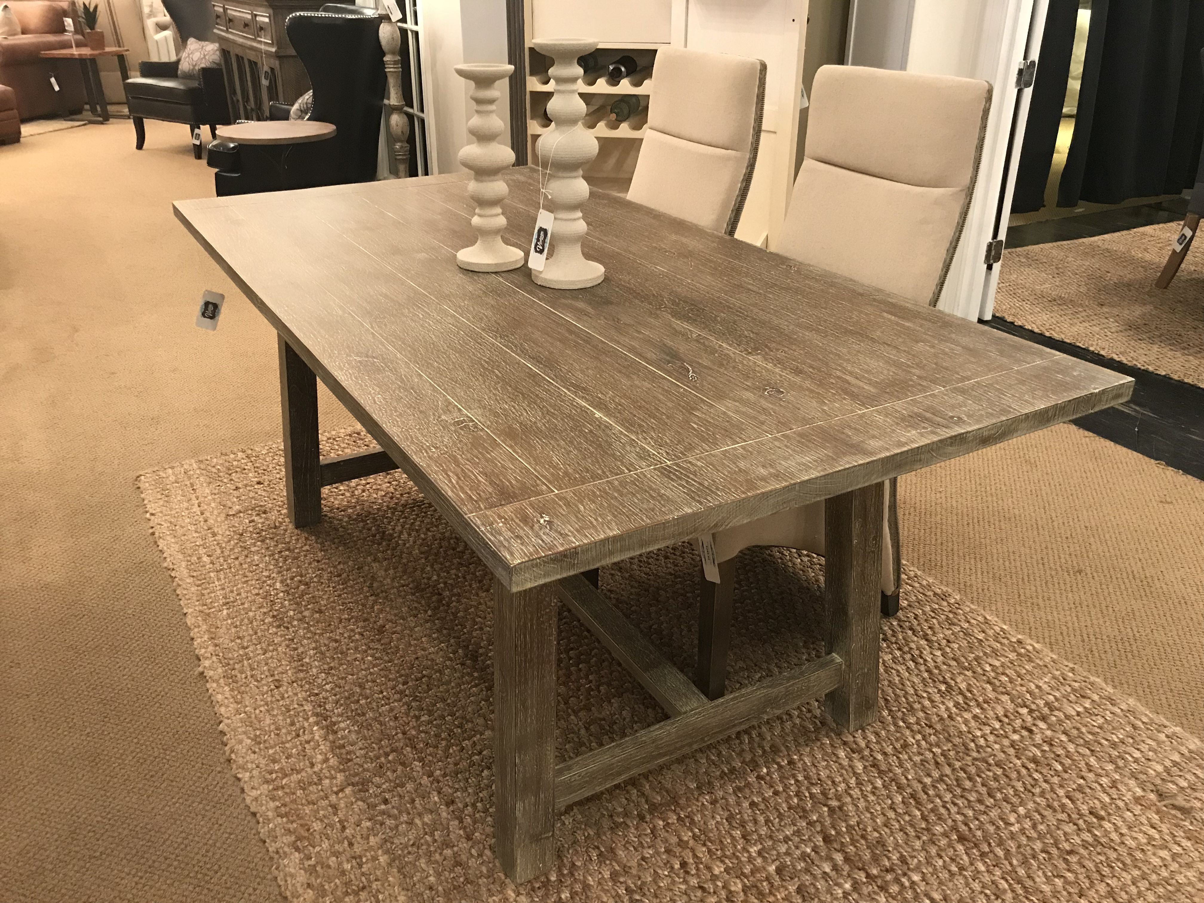 Madison 72 Dining Table Gray Wash 699 99 Dining Table