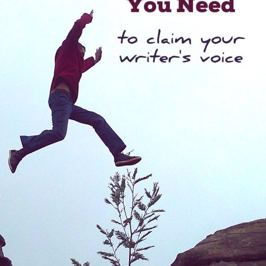 The One Resource You Need to Claim Your Writer's Voice