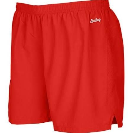 "Eastbay 4 "" Running Shorts Scarlet Size XXL - Brought to you by Avarsha.com"