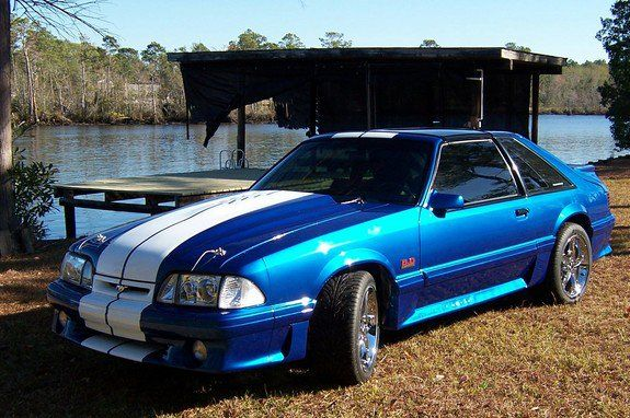 1987 Ford Mustang Pictures Cargurus Ford Mustang Mustang Fox Mustang