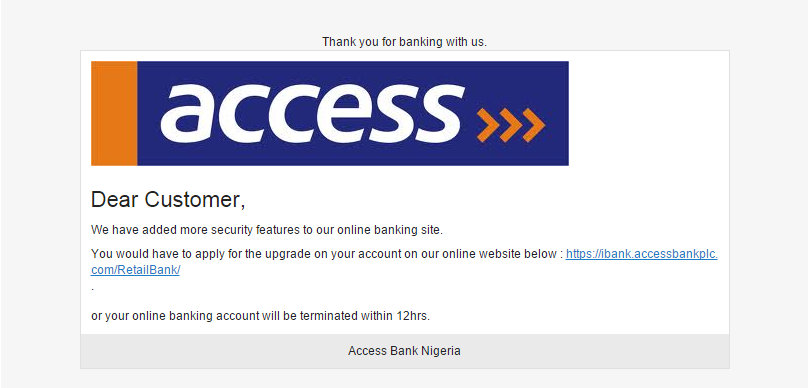 Pin On Nigerian Scams
