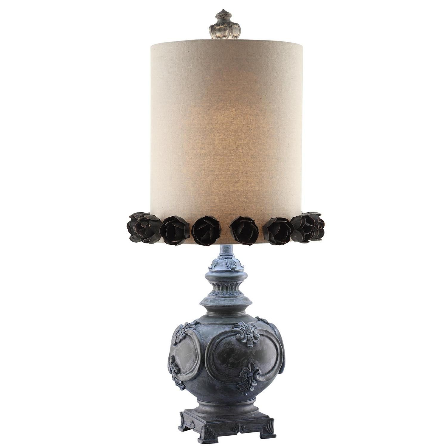 Crestview Victoria Table Lamp - CVAVP031